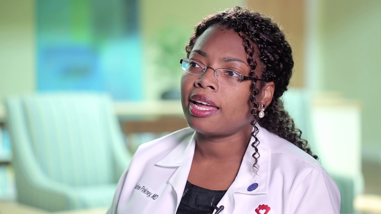 Dr  Kerice A Pinkney: Pediatric Oncologist - Joe DiMaggio Children's  Hospital