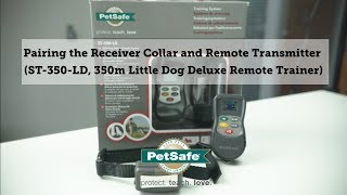 ST-350-LD 350 m Little Dog Deluxe Remote Trainer