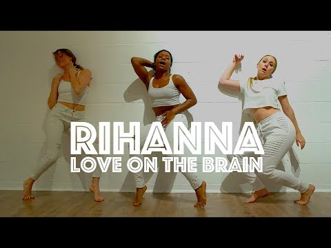 Rihanna - Love On The Brain | Hamilton Evans Choreography