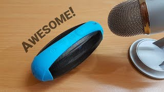 Boat Rugby Sound Test, Review, Pros & Cons (Hindi) – This Bluetooth Speaker is Awesome!