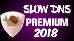 Slow dns premium apk 2018 | Slow DNS APK 2 5 6 DOWNLOAD