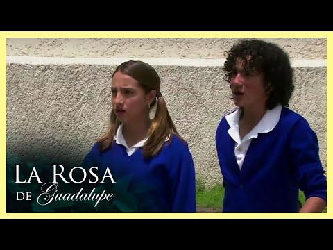 Vestida de niño | La rosa de Guadalupe