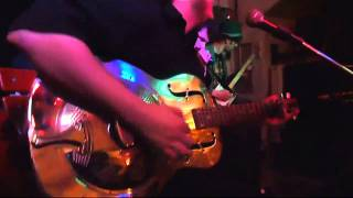 Martin Chik & Friends - Live concert in Blues sklep 01-02-2011 (Aftermovie)