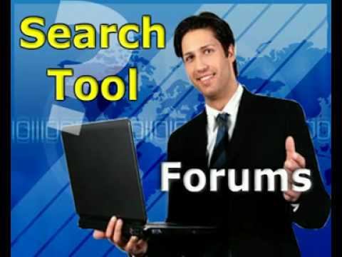 Forum Finder Buzz Software