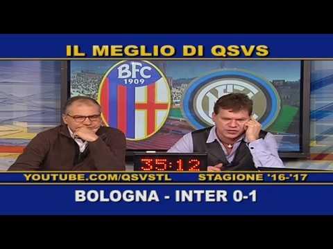 QSVS - I GOL DI BOLOGNA - INTER 0-1 TELELOMBARDIA / TOP CALCIO 24