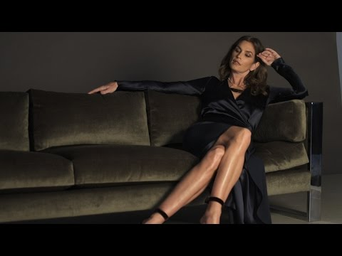 Supermodel Cindy Crawford on Beating Bullies and Her Top Fashion Moments  | NET-A-PORTER