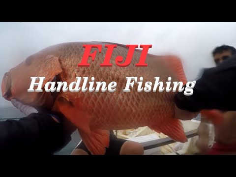Fiji Offshore - Handline Fishing