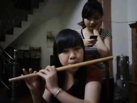 THẦN THOẠI SÁO TRÚC đệ tử của Hương Trà Lê :))) (mới tập)