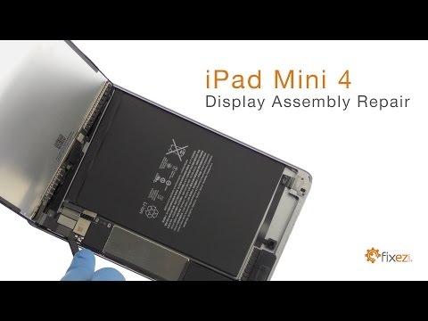 Official iPad Mini 4 Display Assembly Repair