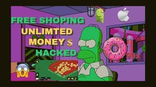 the simpsons tapped out mod apk unlimited donuts and money ios