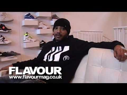 FlavourMag - Kano interview (P's & Q's)