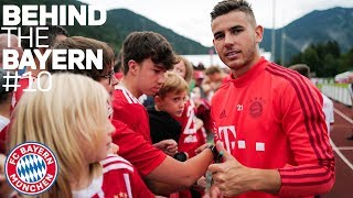 Lucas Hernández is back! His long way into team training | Behind the Bayern #10