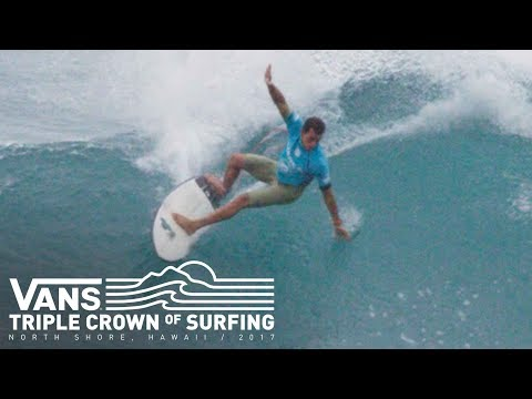 World Cup of Surfing 2017: Finals Highlights  Vans Triple Crown of Surfing  VANS