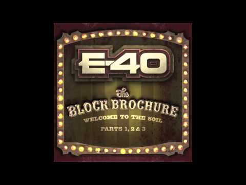 "E-40 ""Function"" Ft. YG, IamSu, and Problem"