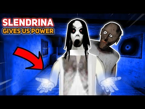 Slendrina Comes Back AGAIN WITH NEW POWERS!!! | Granny The Mobile Horror Game (Story)