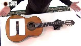 How To Change Classical Guitar Strings   Strings By Mail.com