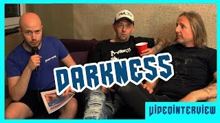 Darkness | First Class Violence | Full Album Pre-Listening | Interview | Thrash Metal | Death Squad