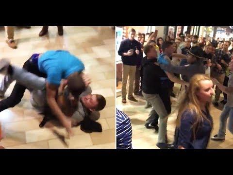 Black Friday Mall Shopping / Season of Fights & Good Beatings 2016