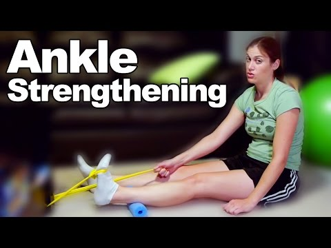 Ankle Strengthening Exercises & Stretches Ask Doctor Jo