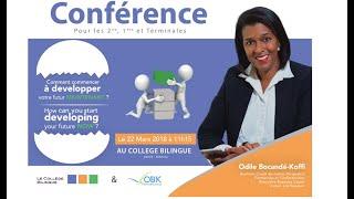 OBK Performance à LCB Dakar Sénégal : Lycéens, commencez à développer votre futur