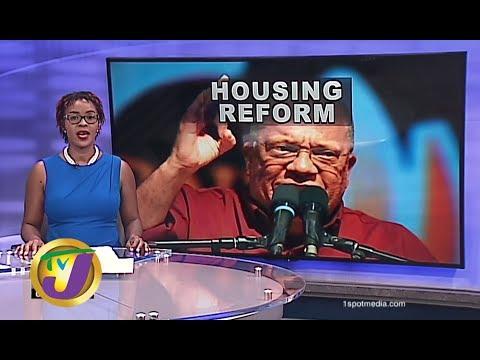 TVJ News: PNP Gives Details On Land & Housing Promises - September 23 2019