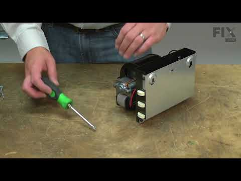 Broan Fan Repair How To Replace The Thermal Fuse Youtube