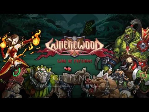 Wherewood: War of Factions Official Trailer