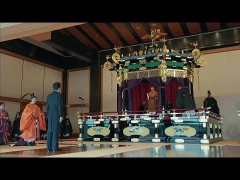 شاهد: طقوس دينية للاحتفال باعتلاء الإمبراطور ناروهيتو عرش اليابان…  - نشر قبل 3 ساعة