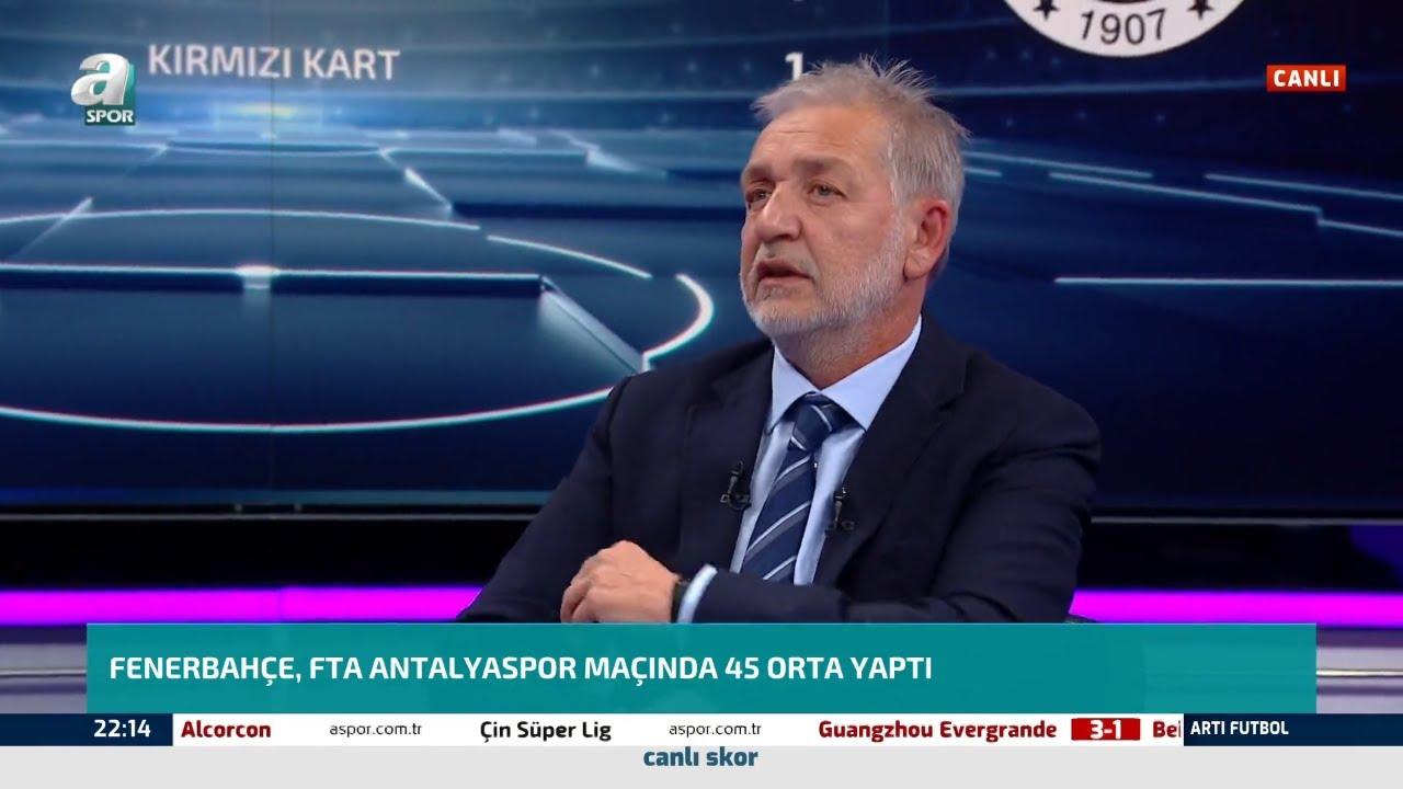 Gürcan Bilgiç, Fenerbahçe'nin Güzel Futbolunu Göklere Çıkardı: