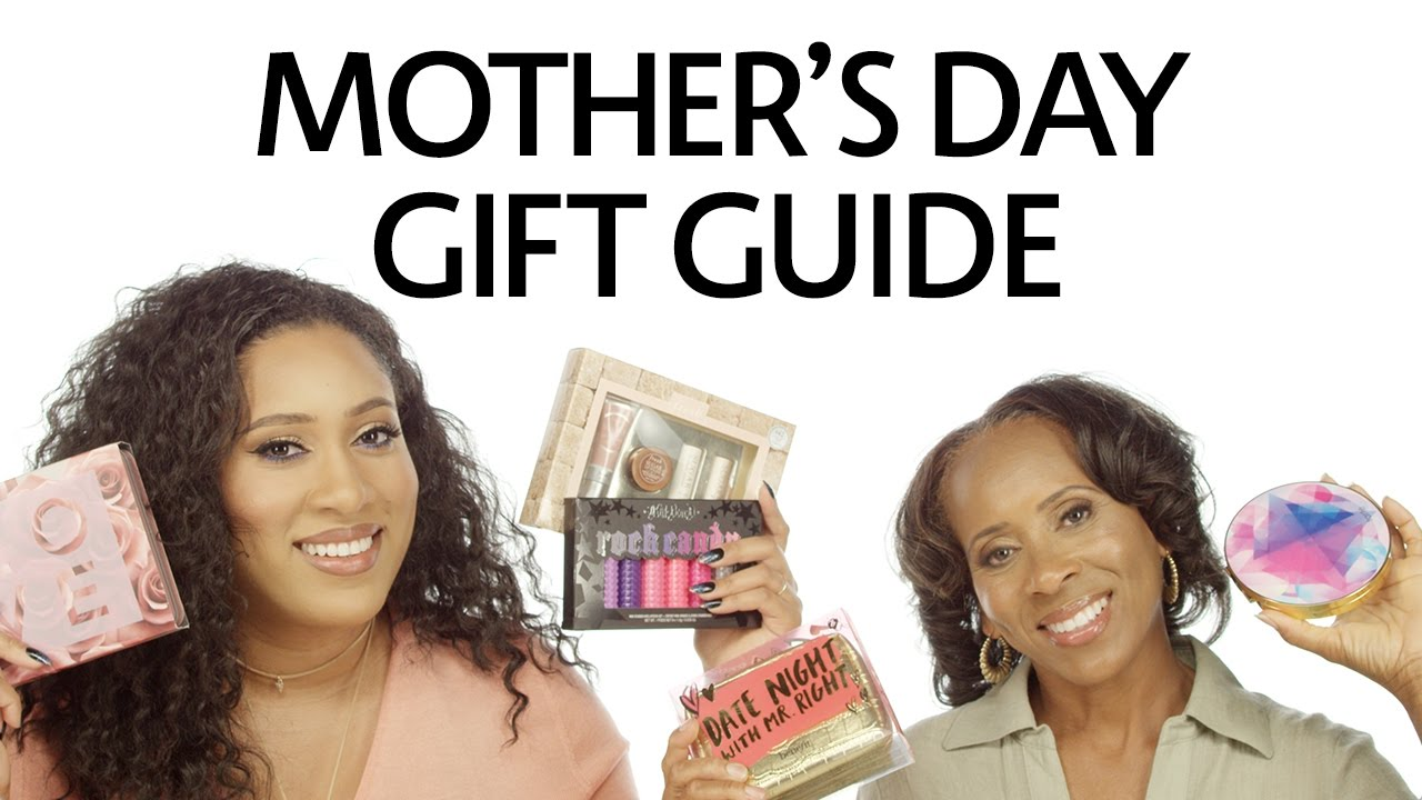 Mother's Day Gift Guide | Sephora - YouTube