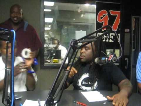 97.9 THE BOX***YOUNG PROBLEMZ***LIVE IN STUDIO PART 3