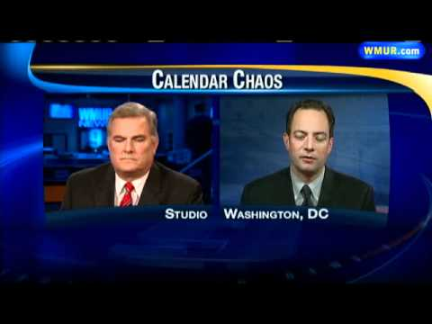 Uncut Interview: RNC Chairman On Primary Calendar