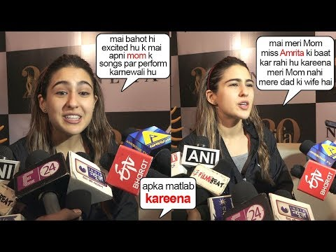 Sara Ali Khan's ANGRY Reaction When Said Kareena Is Her Mom - Refused To Accept Her As A Mother Mp3
