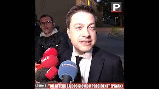 """Emmanuel Macron à Marseille : """"On attend la décision du Président"""" Benoît Payan"""