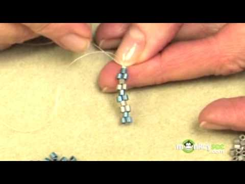 Beading Basics-Peyote Stitch