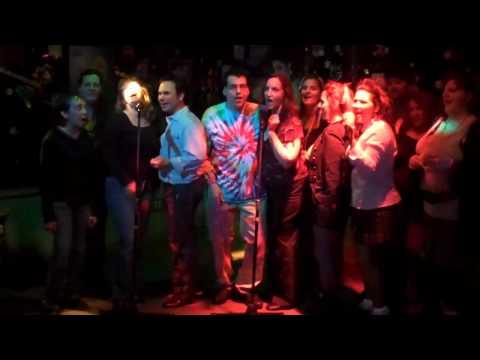 Lizard Lounge Bohemia Karaoke Madonna hanky Panky
