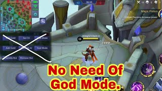 HORORO CHAN Infinite HP BUG Revealed | Must watch | Mobile Legends