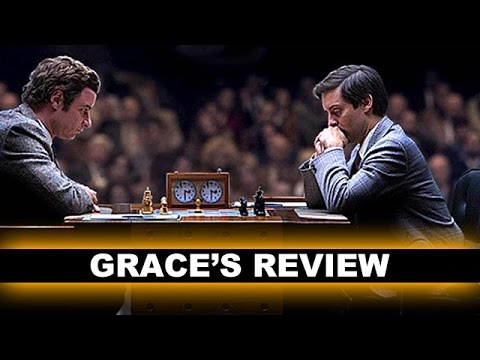 Pawn Sacrifice Movie Review - Tobey Maguire as Bobby Fischer : Beyond The Trailer