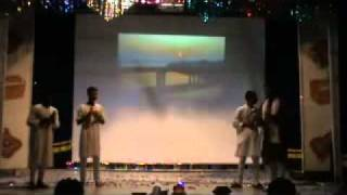 mile sur mera tumhara recreated in Indian Air Force cultural programme