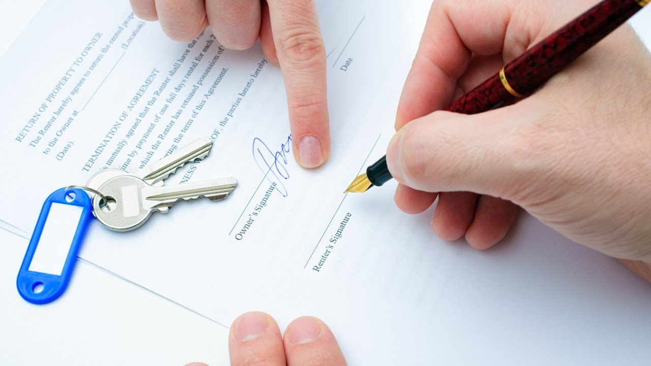 Free online lease agreement and rental application Download – Free Leases Online
