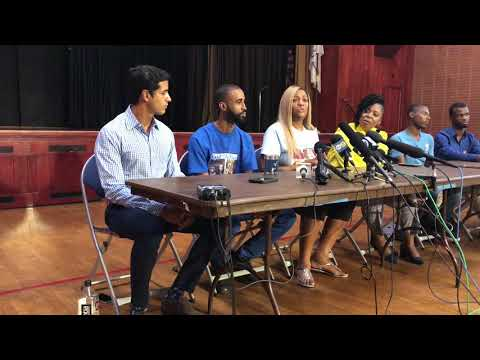 Gemmel Moore's Mother Holds First Press Conference Since Ed Buck's Arrest