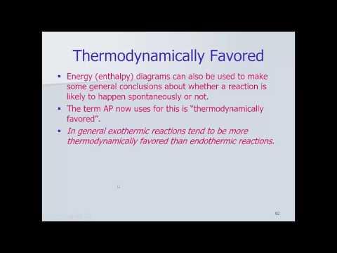 APC 6.7 Heat of Reaction and Calorimetry