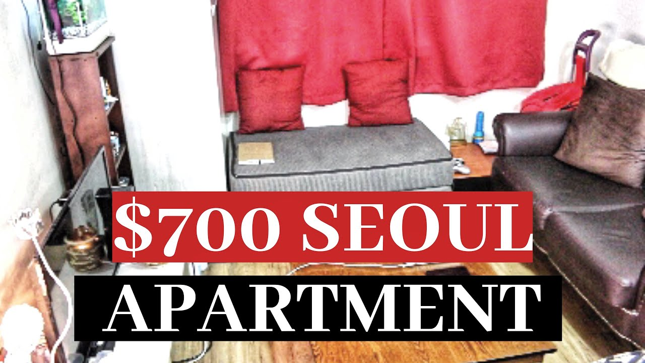 My $700 Seoul Apartment | Living in Seoul