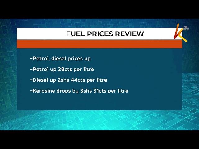 Fuel price hike : EPRA reviews prices upwards