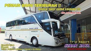 PALING MURAH DIJALURNYA !!! PERUSAK PASAR KAH??? - Trip Report Sinar Jaya 74 ZX Wonogiri-Jakarta