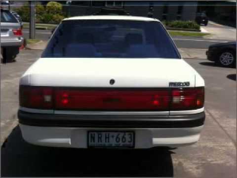 1995 MAZDA 323 - Burwood VIC - YouTube