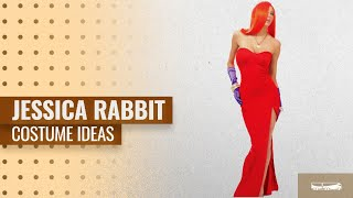 Jessica Rabbit Costume For Halloween 2018: Forplay Women