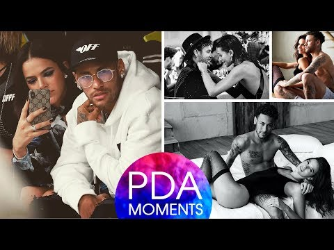 Neymar and NEW Girlfriend Bruna Marquezine Romantic and Hottest PDA Moments 2018