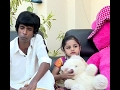Actor Kottachi's daughter acting as Aravind Swamy's daughter