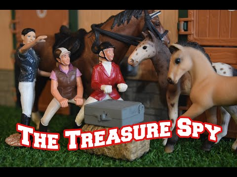 Silver Star Stables - S01 E04 - The Treasure Spy | Schleich Horse Series |